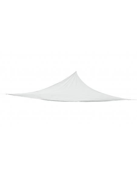 Voile d'ombrage triangulaire Naturel - 3m Jardiline Voiles d'ombrage