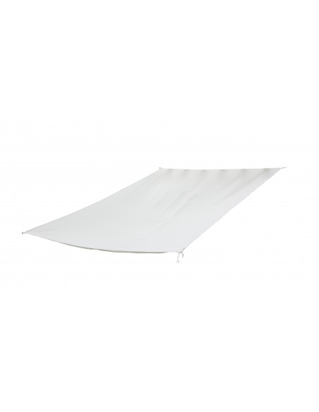 Voile d'ombrage rectangulaire Naturel Jardiline Voiles d'ombrage