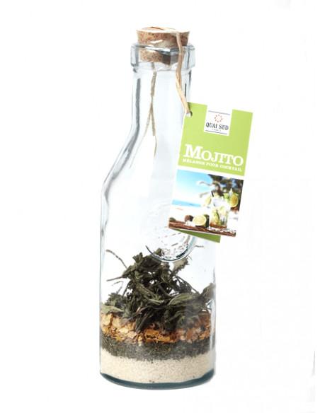 "Carafe mélange ""Mojito"" Quai Sud Épicerie sucrée et salée"