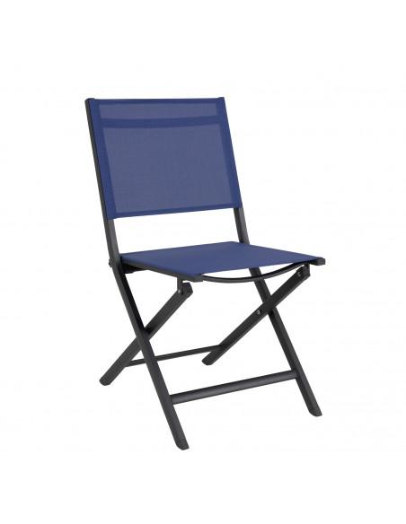 """Chaise """"Lucie"""" - Bleue L'Estivalier Salons de jardin repas"""