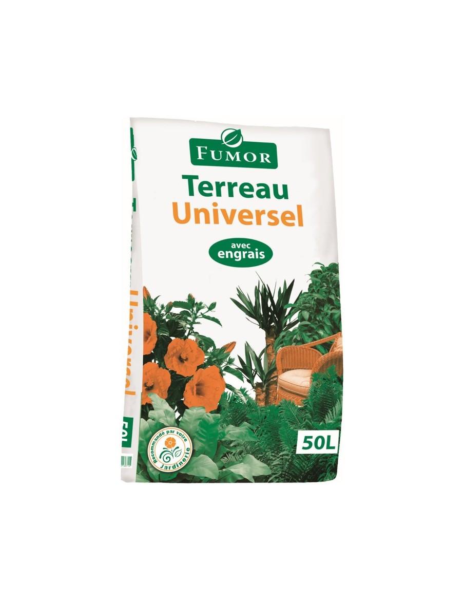 Terreau universel 50L  Terreaux et substrats