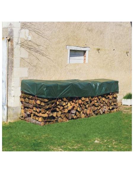 Bâche de protection - L.6 x l.1,5 m Jardiland Serres, protection des cultures et récolte