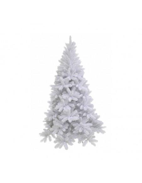 Sapin de Noël blanc Tuscan- Ø 99 x H.155 cm  Sapin