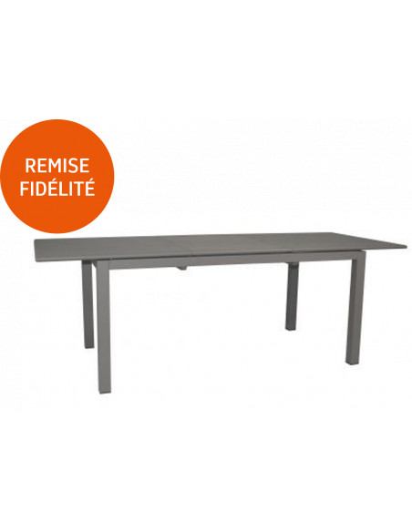 "Table ""Elen"" - L.160/220 L'Estivalier Salons de jardin repas"