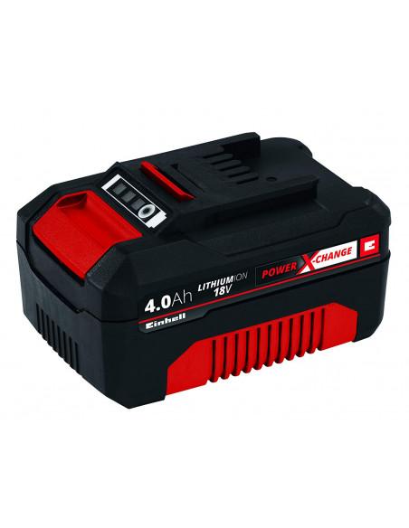 Lot de 2 batteries Power X Change 18V 4 Ah Einhell Bûcheronnage, élagage et taille