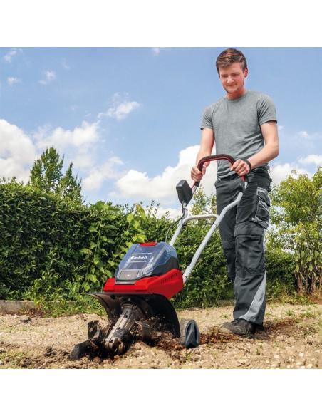 Motobineuse sur Batterie GE-CR 30 LI Solo Einhell Outils travail du sol