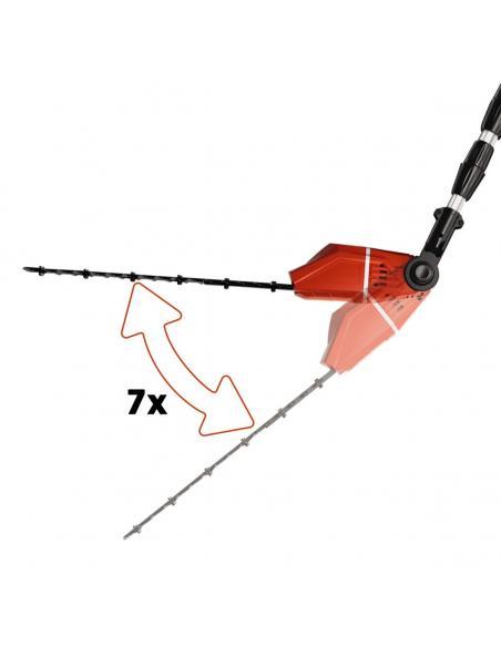 Taille Haies sur Batterie GE-HH 18 Li T Einhell Bûcheronnage, élagage et taille