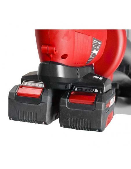 Aspirateur/Souffleur/Broyeur à Feuilles sur Batterie GE-CL 36 Li E Solo Einhell Outils travail du sol