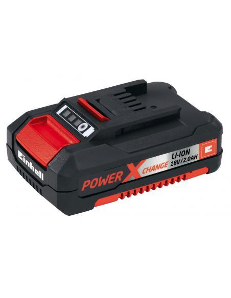 Batterie Power X Change 18V 2 Ah Einhell Bûcheronnage, élagage et taille