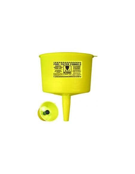 Entonnoir à essence + filtre Sterenn MDS Bûcheronnage, élagage et taille