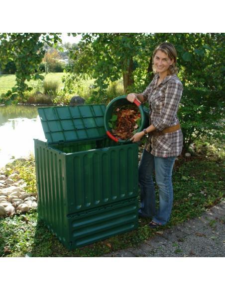 Composteur Eco-King 400L Garantia Gestion des déchets