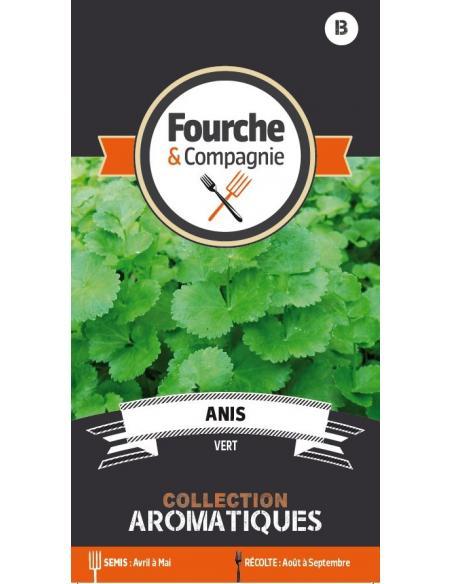 Anis vert Fourche et Compagnie Graines aromatiques