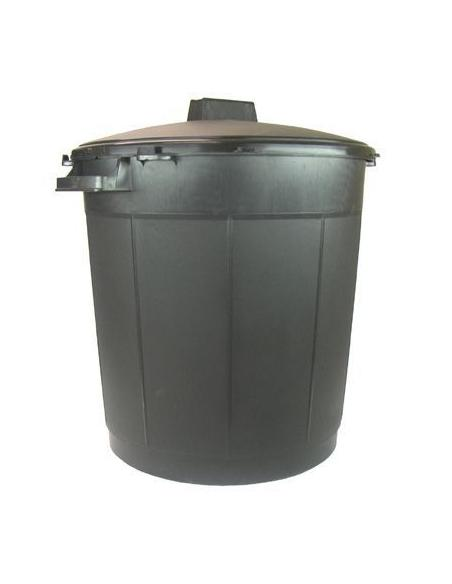 Poubelle + couvercle Bellijardin Gestion des déchets