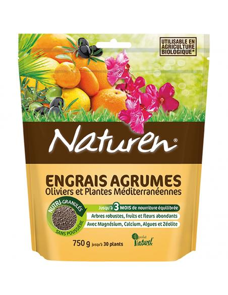 Engrais agrumes 750gr Naturen Engrais