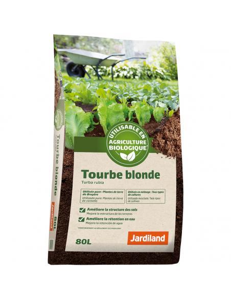 Tourbe blonde Jardiland 80L Jardiland Terreaux et substrats