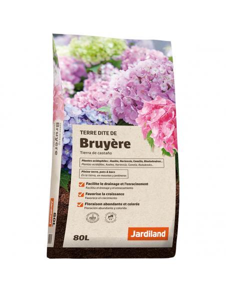 Terre dite de Bruyère Jardiland 80L Jardiland Terreaux et substrats