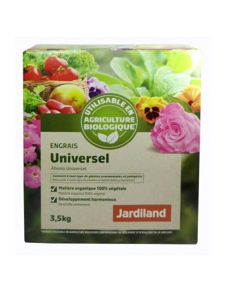 Engrais universel Jardiland 3,5Kg Jardiland Engrais