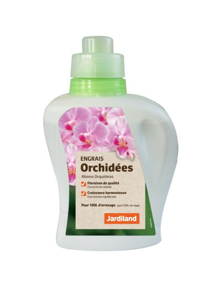 Engrais Orchidées Jardiland 500ml Jardiland Engrais