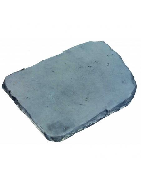 Pas Japonais en pierre bleue  Dalles, galets et pas japonais