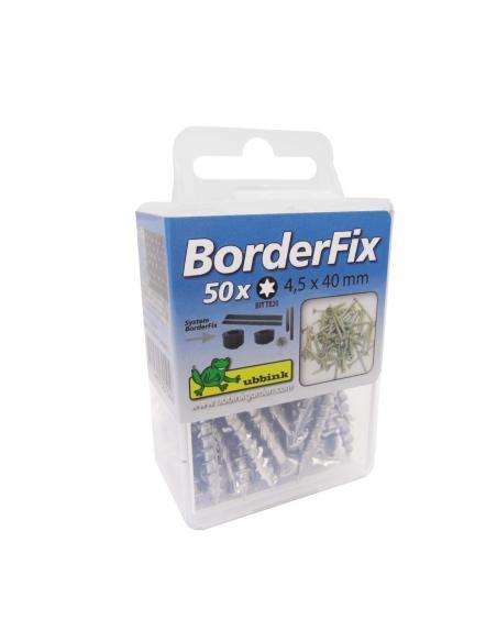 Vis Inox pour BorderFix x 50 Ubbink Bordures