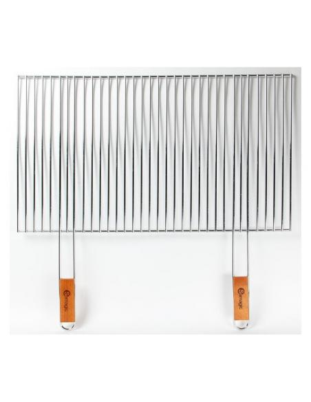 Grille découpable 70x40 cm Somagic barbecue Cuisson et entretien