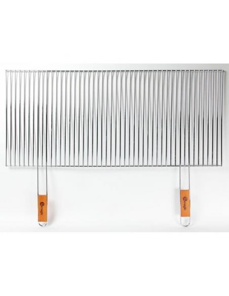 Grille découpable 90x40 cm Somagic barbecue Cuisson et entretien