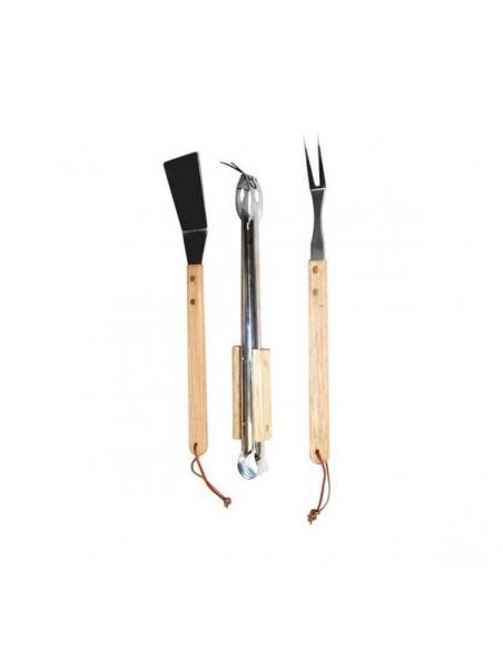 Lot de 3 accessoires pour barbecue Somagic barbecue Cuisson et entretien