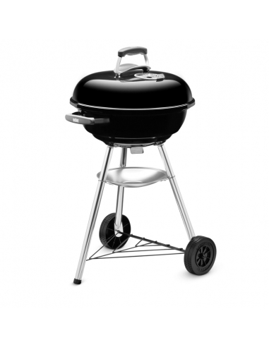 Barbecue Compact Kettle Ø47cm Weber Barbecues et housses
