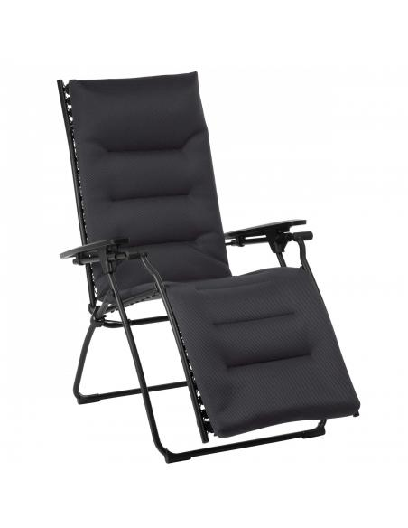 Fauteuil Relax Evolution AirComfort® Lafuma Fauteuil, loveuse, repose-pieds