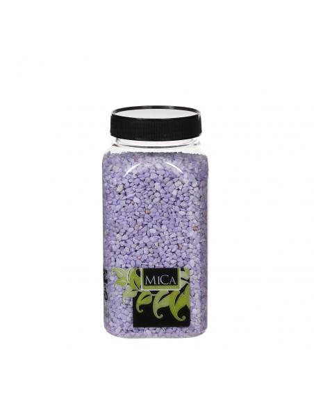 Gravier fin violet MICA Vases et fleuristerie