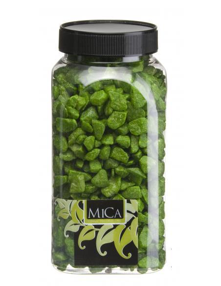 Gravier vert MICA Vases et fleuristerie