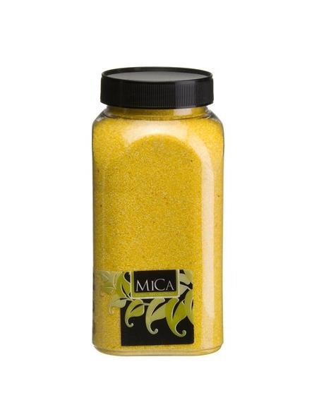 Sable jaune MICA Vases et fleuristerie