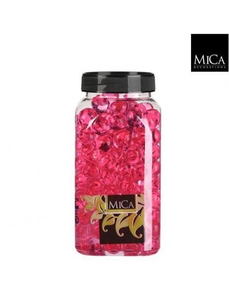 Billes d'eau rose MICA Vases et fleuristerie