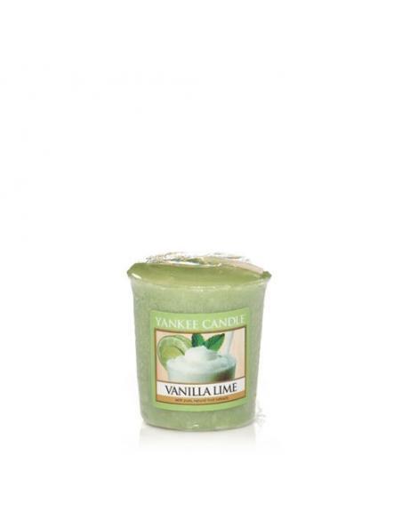 "Bougie ""Vanille - Citron vert"" Yankee Candle Bougies"