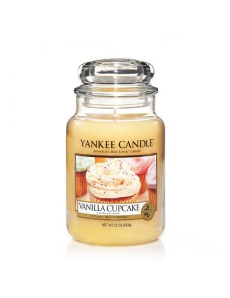 "Bougie ""Gâteau à la vanille"" Yankee Candle Bougies"
