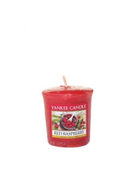 """Bougie """"Framboise rouge"""" Yankee Candle Bougies"""