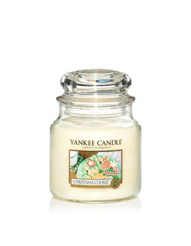 "Bougie ""Cookie de Noël"" Yankee Candle Bougies"