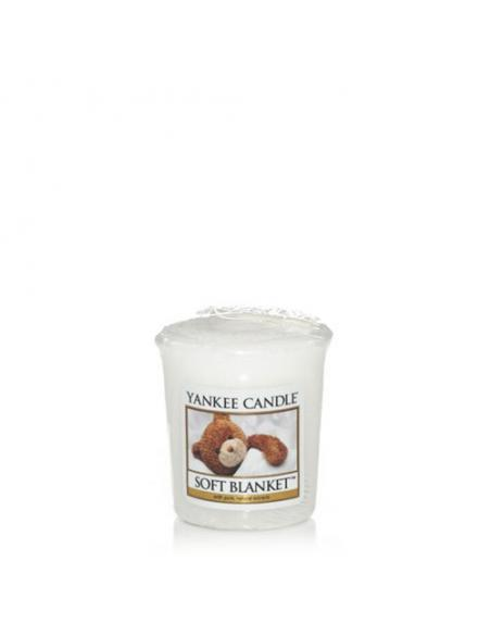 """Bougie """"Couverture douce"""" Yankee Candle Bougies"""