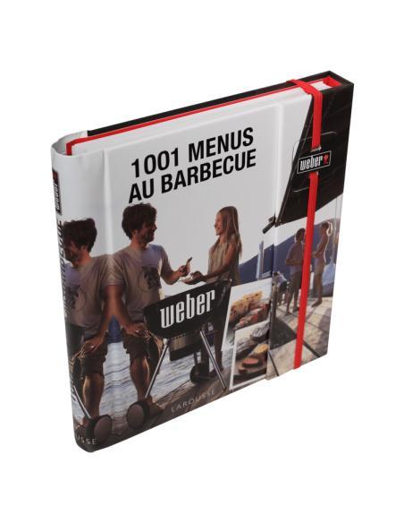 1001 menus au barbecue Weber Livre de Cuisine
