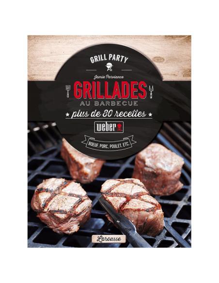 Grillades au barbecue Weber Livre de Cuisine