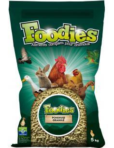 Aliment en granulés pour pondeuse 5Kg Foodies Alimentations et accessoires