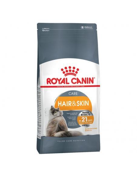 Féline Hair & Skin 4 Kg Royal canin Alimentation et accessoires