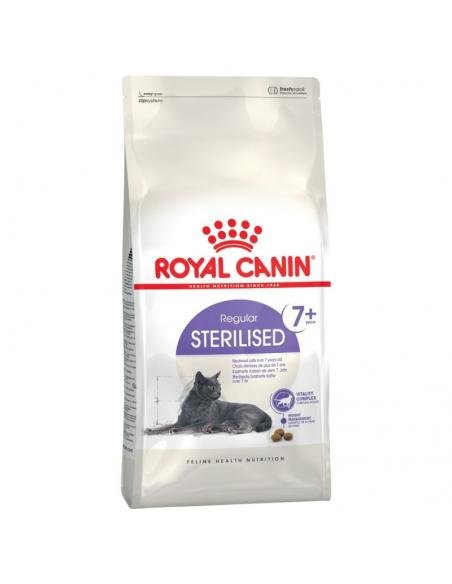 Féline Stérilised +7 Royal canin Alimentation et accessoires