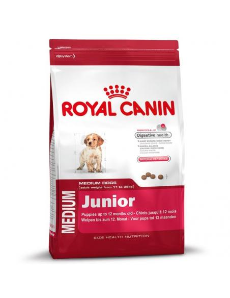 Medium Junior 4Kg Royal canin Alimentation et accessoires