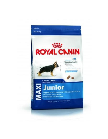 Maxi Junior 4Kg Royal canin Alimentation et accessoires