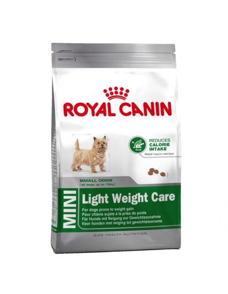 Mini Light 2Kg Royal canin Alimentation et accessoires