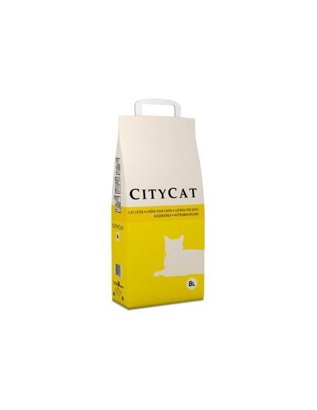 Litière Citycat 8L Jardiland Hygiène, soins et litières
