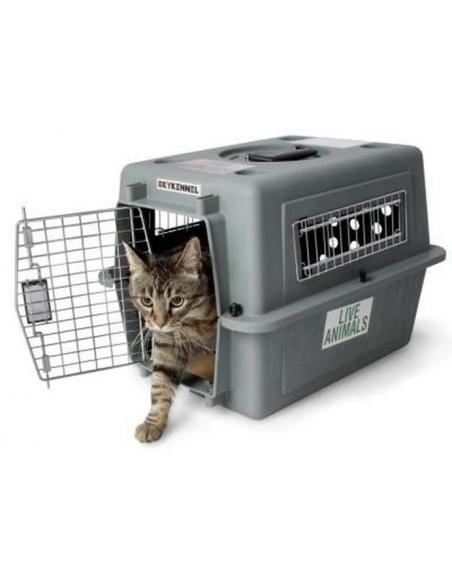 Cage de transport Sky Kennel Small (IATA) Petmate Niches,couchages et transport