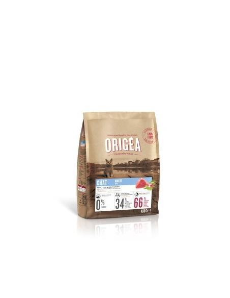 Origéa - chat adulte thon 400Gr Origea Alimentation et accessoires