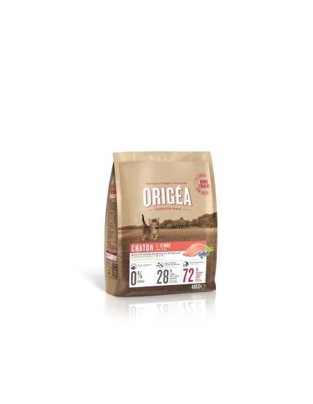Origéa - chaton 400Gr Origea Alimentation et accessoires